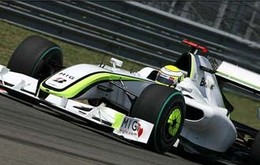 "F1 - Jenson Button : ""juste un petit accident"""