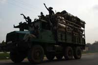 La conduite au Congo: L'art de surcharger.