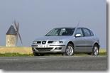 Seat León Pulsion : pour conducteurs sportifs