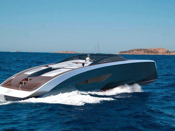 La Niniette sera la Bugatti qui va sur l'eau