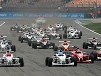 DAMS en Formula BMW