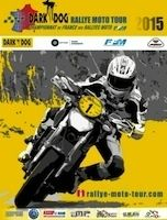 Championnat de France des Rallyes routiers: le Dark Dog Rallye Moto Tour arrive en 2015 avec 7 dates