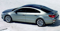 Salon de Détroit: la Volkswagen Passat CC enfin dévoilée!