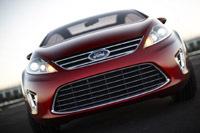 Salon de Détroit: Ford Verve Sedan Concept, acte 3 [14 photos]