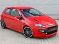 Fiat Punto Evo Novitec, oh la belle rouge !
