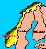 Norvège : les routes vertes habillées pour l'hiver !
