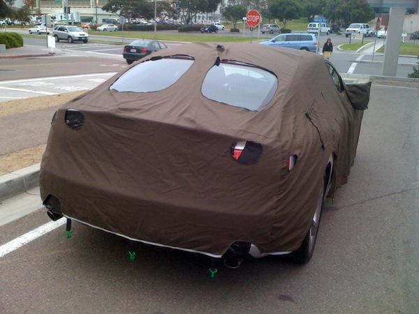 Spyshot courtois : Audi A5 Sportback