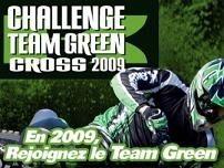 Le challenge Kawasaki Team Green motocross