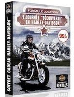 Et pourquoi pas une Harley-Davidson pour Noël... ?