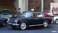 Miniature : 1/43ème - FIAT 1500