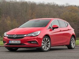 Les Opel Astra et Renault Mégane vont menacer la Volkswagen Golf en Europe