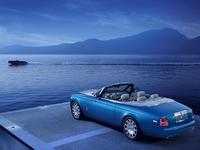 Rolls-Royce dévoile sa Phantom Drophead Coupé Waterspeed Collection
