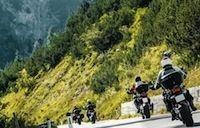 Enquête Delticom « L'Été des motards »: 432 tours du monde parcourus