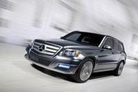 Salon de Détroit: Mercedes GLK Townside Concept