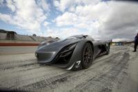 Salon de Détroit: Mazda Furai, toutes les photos