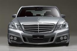 Mercedes Classe E Black Bison par Wald
