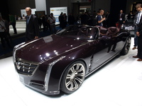 Cadillac Ciel Concept : la Batmobile