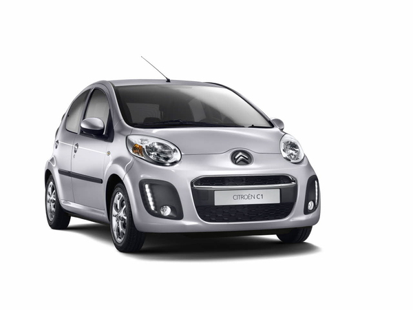 Des Citroën plus simples et plus sobres