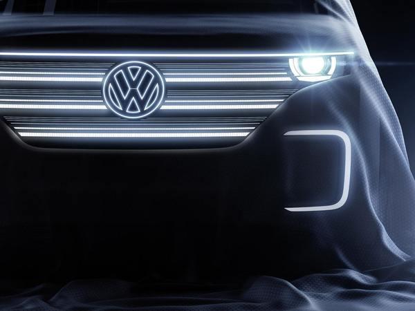 Volkswagen tease son concept du Consumer Electronics Show