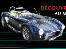 Guide des stands 2010 : AC Cars arrive en ville