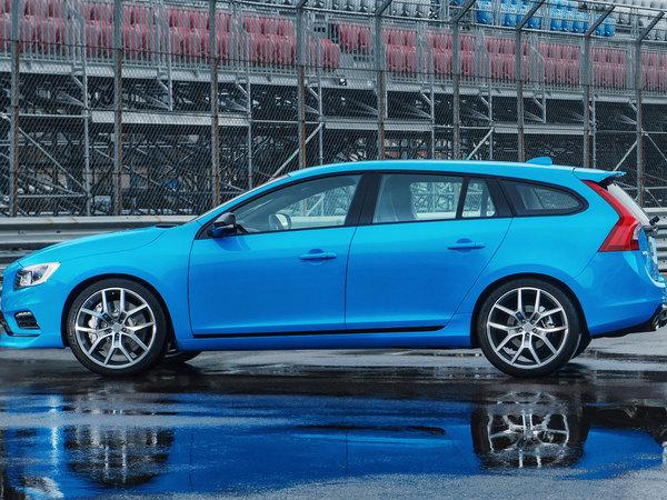 Volvo préparées par Polestar : du diesel et de l'électrique ?