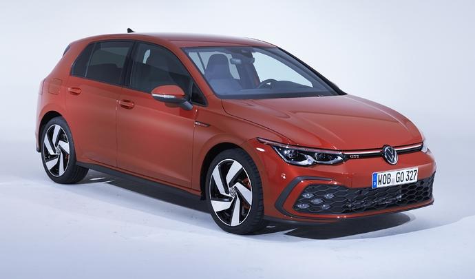 Salon de Genève 2020 - Volkswagen Golf 8 GTI : elle se dévoile enfin