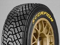 Rallyes : Pirelli sort le Scorpion, le pneu terre