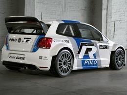 VW dévoile sa Polo R WRC à Francfort