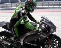 """Moto GP: """"Kawasaki est prêt"""""""