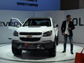 Francfort 2011- video : Chevrolet Colorado rallye : à venir