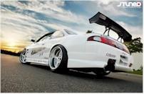 Nissan 240 SX 100% drift !!!