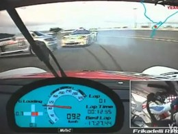 [Vidéo] Le crash de la Mercedes SLS AMG GT3