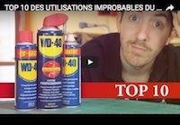 WD40: 10 utilisations insolites du produit multifonction (vidéo)