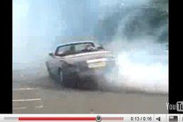 [vidéo insolite] : une Rolls Royce Drophead Coupé en drift
