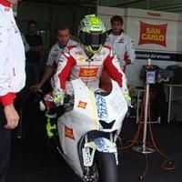Moto 2 - Gresini: Toni Elias reste dans les murs