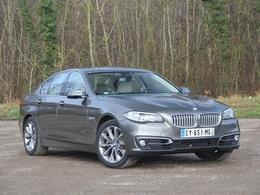 BMW est toujours en tête dans le premium