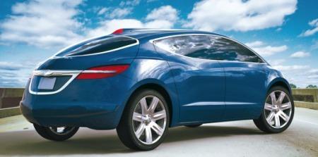 Détroit 2008 : Chrysler Eco-Voyager, c'est lui !