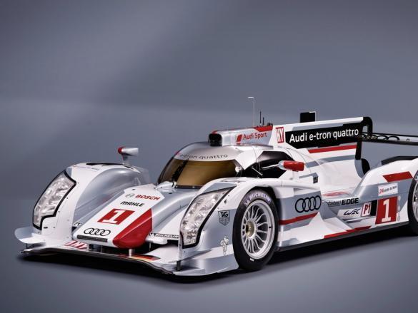 Audi R20: la future hypercar d'Audi a un nom