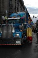 Transport routier : les camions monstres au coeur du débat