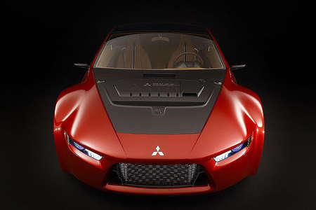 Détroit 2008 : Mitsubishi RA Concept, l'autre coupé diesel (+ 23 photos HD)
