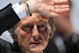 F1 : après l'accord FIA/FOTA, Montezemolo félicite Mosley
