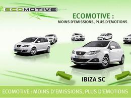 Mondial de Paris 2010 : Seat vous parlera de sa gamme Ecomotive