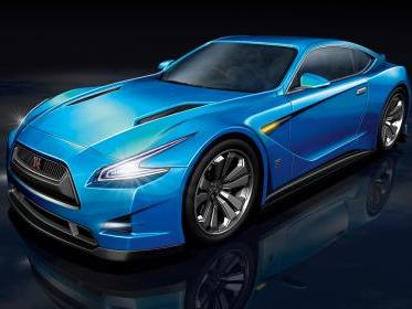 Future Nissan GT-R: comme ça?