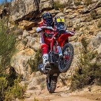 Dakar 2017 - étape 7 : revoilà les Honda avec Brabec et Goncalves