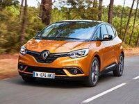 Renault Scénic: nouveaux moteurs diesel 1.7 Blue dCi
