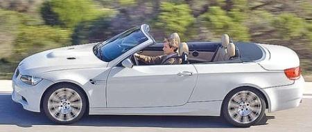 BMW M3 Cabriolet, c'est lui !