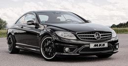 750 chevaux pour le Mercedes CL65 AMG MKB