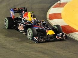 Mark Webber, la chance du bon côté