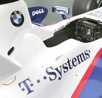 Formule 1 - BMW: Présentation de la F1.08