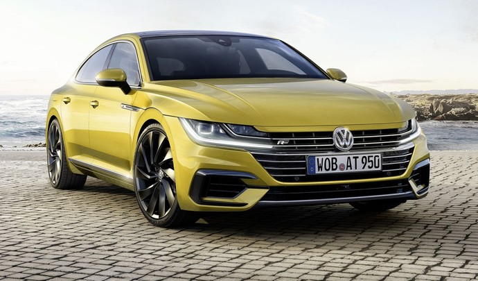 La Volkswagen Arteon R au programme en 2020